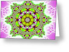 The Kaleidoscope Greeting Card