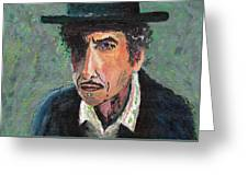 #13-16 Bob Dylan Greeting Card