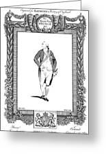 George IIi (1738-1820) Greeting Card