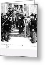 John Brown 1800-1859. For Licensing Requests Visit Granger.com Greeting Card