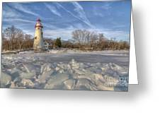 Marblehead Lighthouse Greeting Card