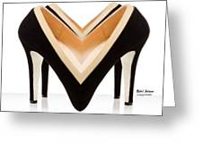 Shoe Love Greeting Card