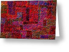 1346 Abstract Thought Greeting Card