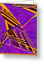 1359 Abstract Thought Greeting Card