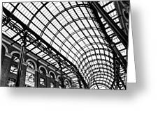 Hay's Galleria London Greeting Card