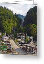 Ketchikan Alaska Greeting Card