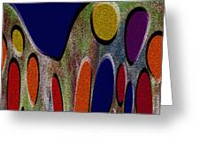 1404 Abstract Thought Greeting Card