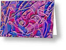 1412 Abstract Thought Greeting Card