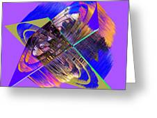 1422 Abstract Thought Greeting Card