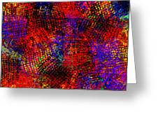 1432 Abstract Thought Greeting Card