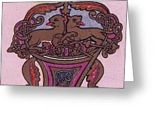 Celtic Ornament Greeting Card