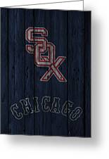 Chicago White Sox Greeting Card