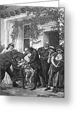Edward Jenner (1749-1823) Greeting Card