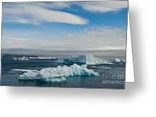 Iceberg Greeting Card