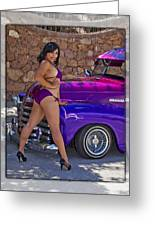 Lowrider Greeting Card