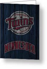Minnesota Twins Greeting Card