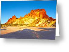 Rainbow Valley Greeting Card