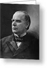 William Mckinley (1843-1901) Greeting Card