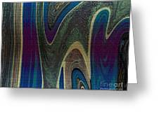 1501 Abstract Thought Greeting Card