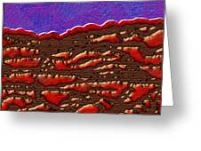 1551 Abstract Thought Greeting Card