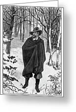 Roger Williams (1603-1683) Greeting Card