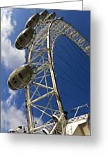 The London Eye Greeting Card
