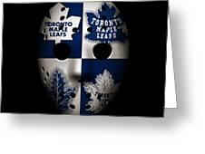 Toronto Maple Leafs Greeting Card
