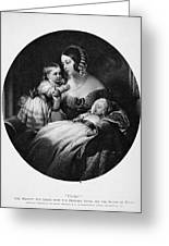 Victoria Of England Greeting Card
