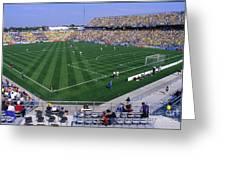 16w146 Crew Stadium Photo Greeting Card