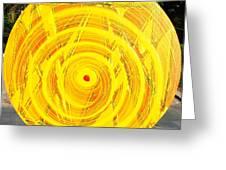 Eternal Circle Greeting Card