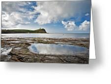 Kimmeridge Bay In Dorset Greeting Card