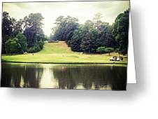 #17 The Bluffs #golf #iphone5 Greeting Card