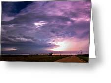 Wicked Good Nebraska Supercell Greeting Card