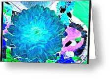 Flowers Flowers And Flowers Greeting Card
