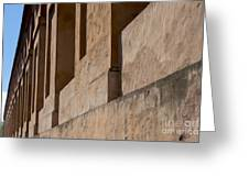 Archway Greeting Card