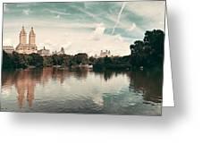 Central Park Spring Greeting Card