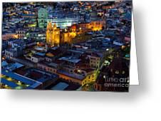 Guanajuato, Mexico Greeting Card
