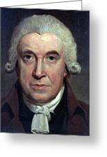 James Watt (1736-1819) Greeting Card