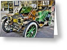 1911 Cadillac Greeting Card