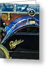 1911 Cadillac Roadster Greeting Card