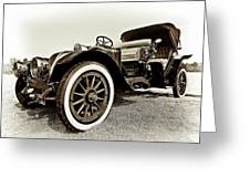 1914 Renault Type Ef Victoria Greeting Card