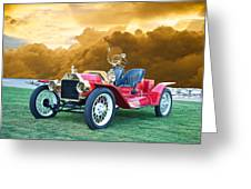 1923 Ford Model T Speedster Greeting Card