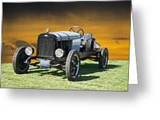 1925 Chevrolet Speedster Greeting Card