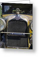 1929 Duesenberg Model J Convertible - Barn Fresh Greeting Card