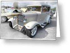 1930 Ford Greeting Card