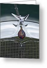 1934 Vauxhall Greeting Card