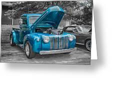 1946 Ford Pickup Greeting Card
