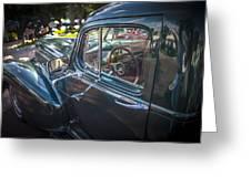 1946 Hudson Super Six Sedan  Greeting Card
