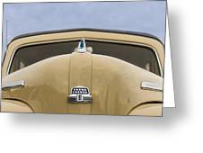 1947 Ford Super Deluxe Wagon Greeting Card