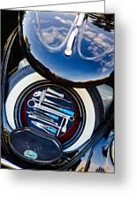1949 Volkswagen Vw Hebmuller Cabriolet Tool Kit -0278c Greeting Card